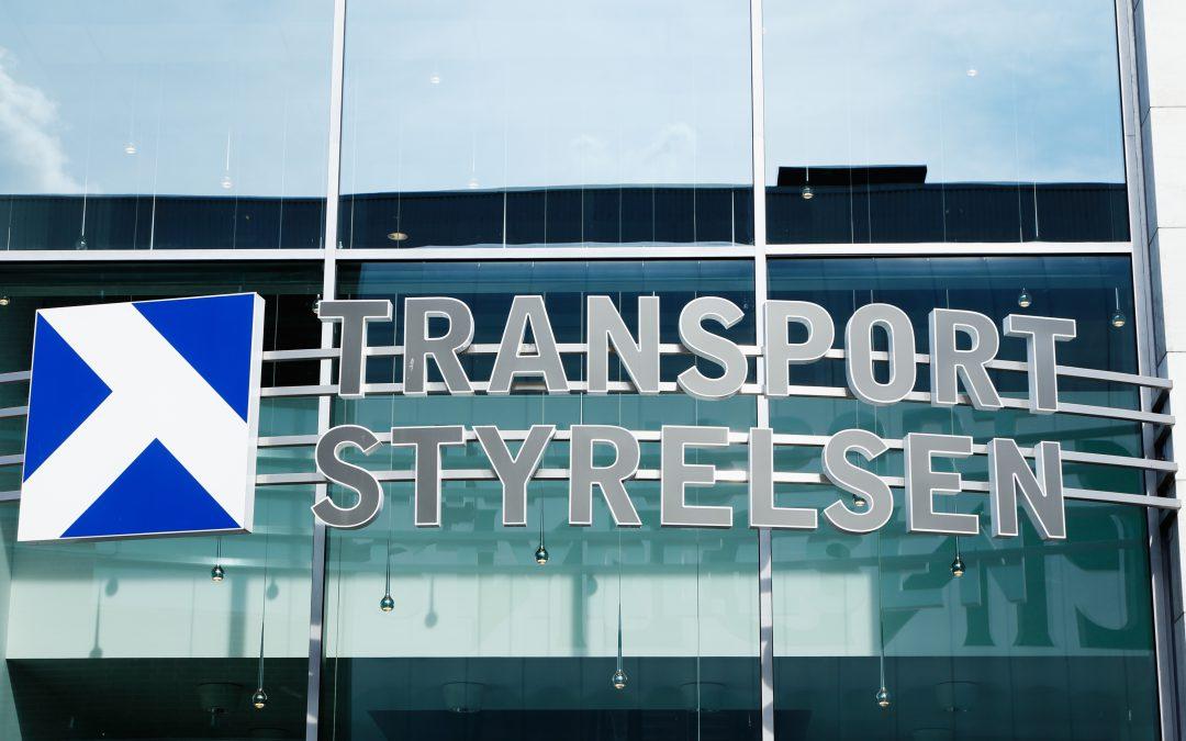 Nya Föreskrifter från Transportstyrelsen (TSFS 2019:74)